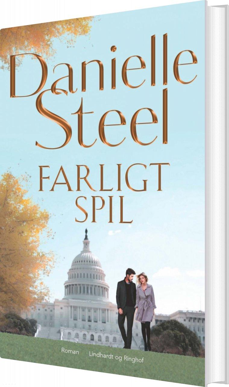 Billede af Farligt Spil - Danielle Steel - Bog