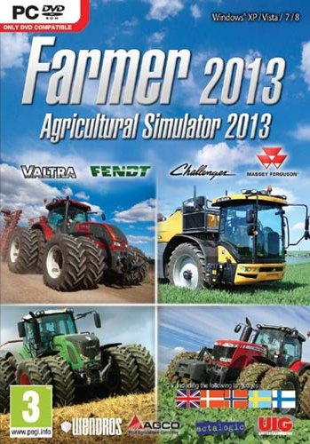 Image of   Farmer 2013 - Dk - PC