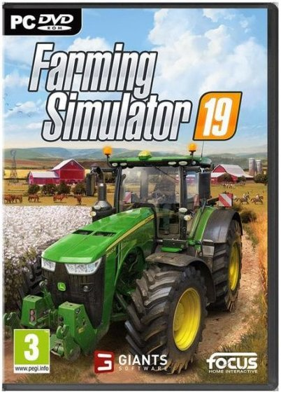 Image of   Farming Simulator 19 - Collectors Edition - PC