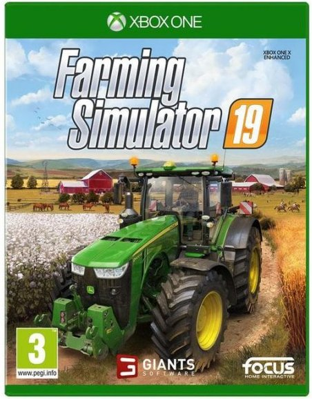 Image of   Farming Simulator 19 - Xbox One