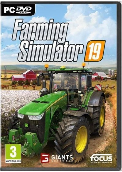 Image of   Farming Simulator 19 - PC