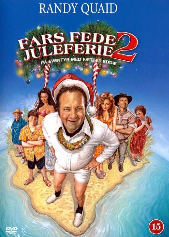 Image of   Fars Fede Juleferie 2 - DVD - Film