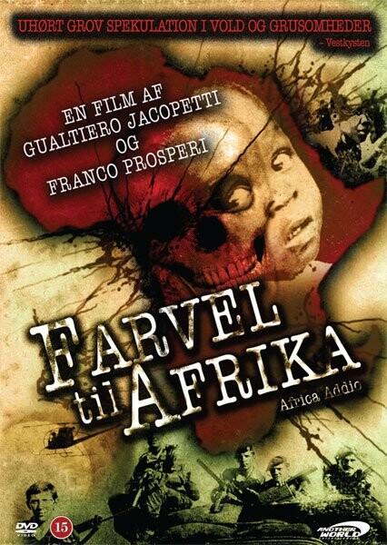 Image of   Africa Addio / Farvel Til Afrika - 1966 - DVD - Film