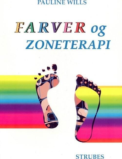 Farver & Zoneterapi - Pauline Wills - Bog