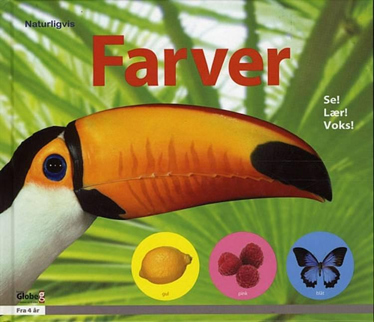 Farver - Diverse - Bog