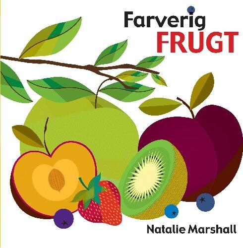 Farverig Frugt - Lena Lamberth - Bog