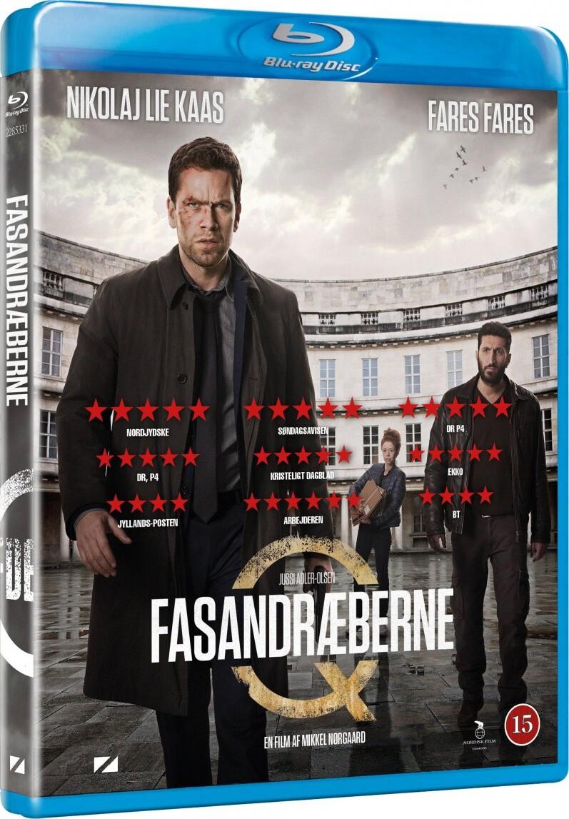 Image of   Fasandræberne - Afdeling Q - Blu-Ray