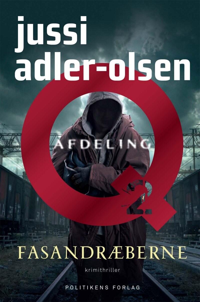 Image of   Fasandræberne - Mp3 - Jussi Adler-olsen - Cd Lydbog