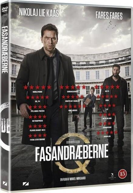 Image of   Fasandræberne - DVD - Film
