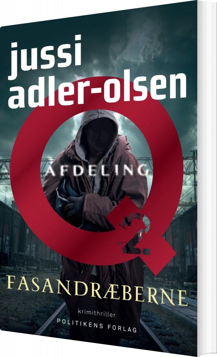 Fasandræberne - Jussi Adler-olsen - Bog