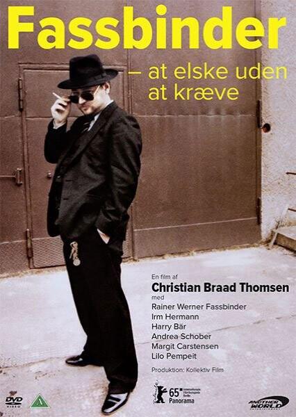 Image of   Fassbinder - At Elske Uden At Kræve - DVD - Film