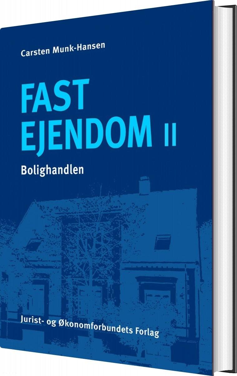Image of   Fast Ejendom Ii - Carsten Munk-hansen - Bog