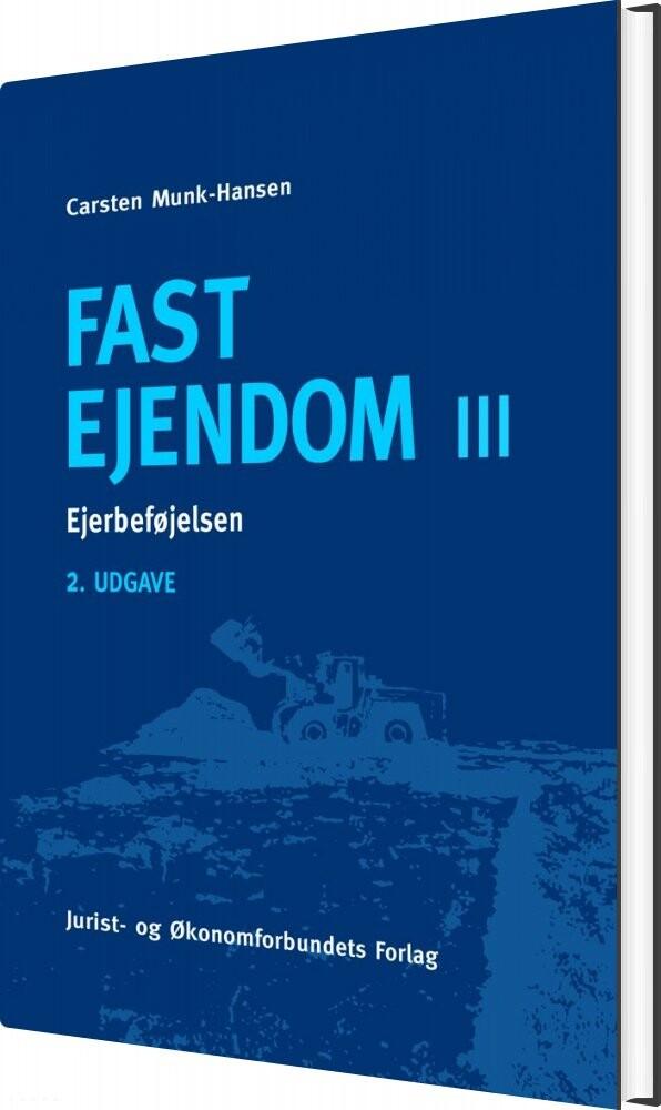 Image of   Fast Ejendom Iii - Carsten Munk-hansen - Bog