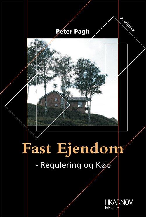 Image of   Fast Ejendom - Regulering Og Køb - Peter Pagh - Bog