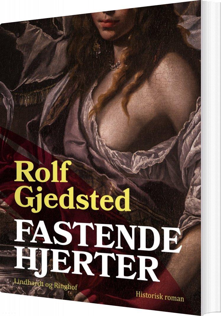Image of   Fastende Hjerter - Rolf Gjedsted - Bog