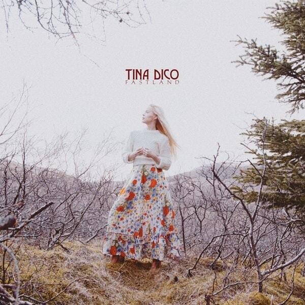 Tina Dickow - Fastland - Vinyl / LP