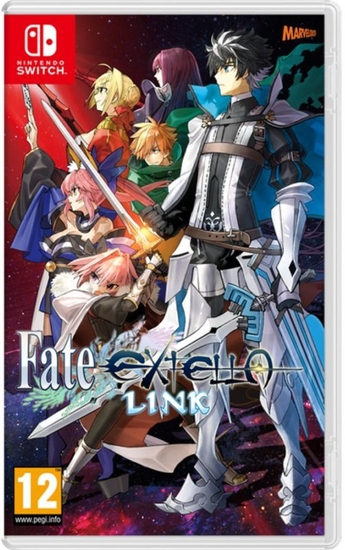 Image of   Fate / Extella Link - Nintendo Switch