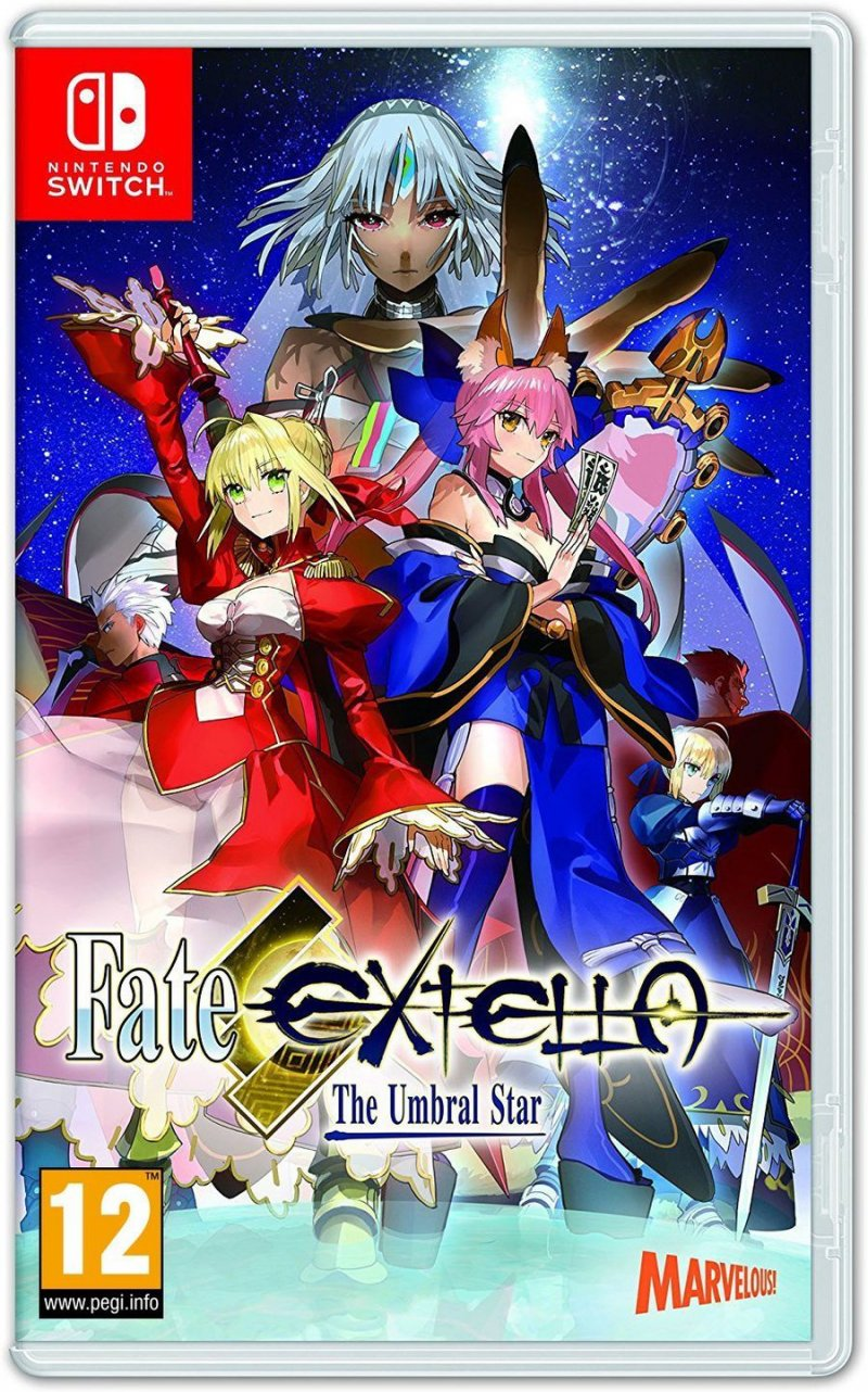 Image of   Fate Extella : The Umbral Star - Nintendo Switch