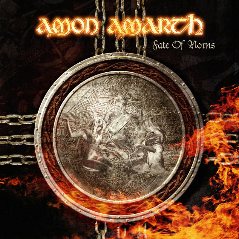 Image of   Amon Amarth - Fate Of Norms - Vinyl / LP