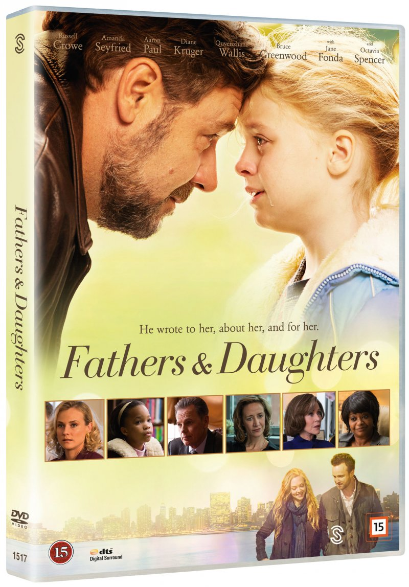 Fathers And Daughters - DVD - Film