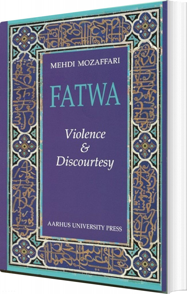 Image of   Fatwa - Mehdi Mozaffari - Bog