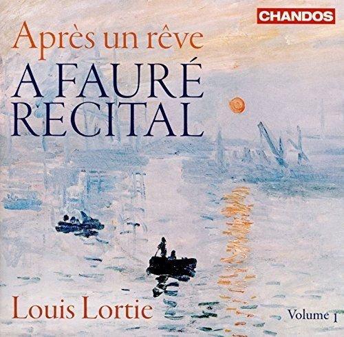 Image of   Louis Lortie - Faure Faure - Apres Un Reve - CD