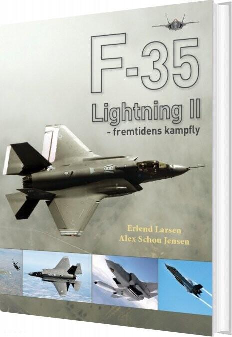 F-35 Lightning Ii - Alex Schou Jensen - Bog