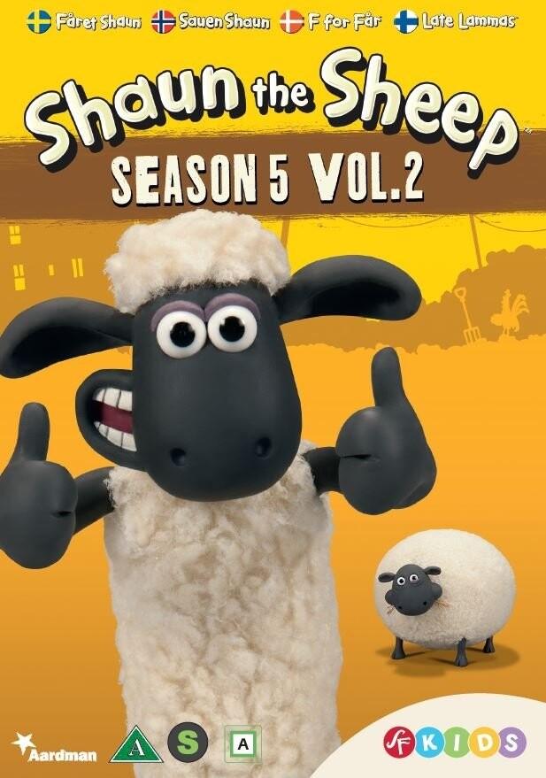 Billede af F For Får - Sæson 5 Vol. 2 - DVD - Film