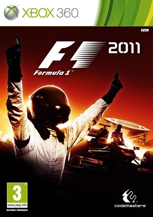 F1 2011 (nordic) - Xbox 360