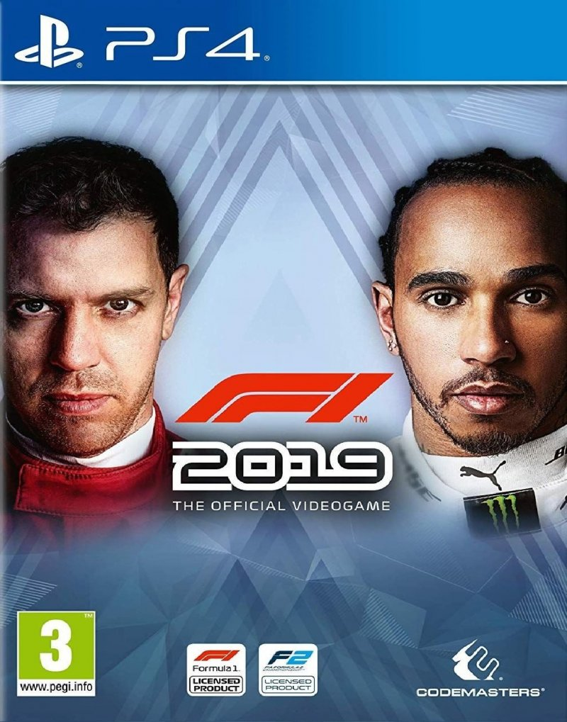 Image of   F1 2019 - PS4