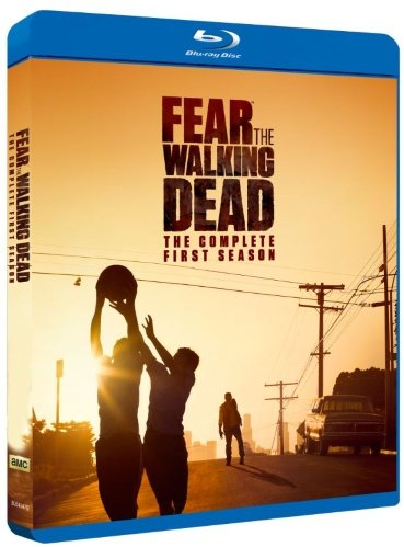 Image of   Fear The Walking Dead - Sæson 1 - Blu-Ray - Tv-serie