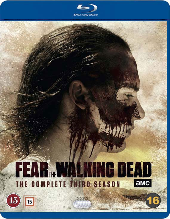 Image of   Fear The Walking Dead - Sæson 3 - Blu-Ray - Tv-serie