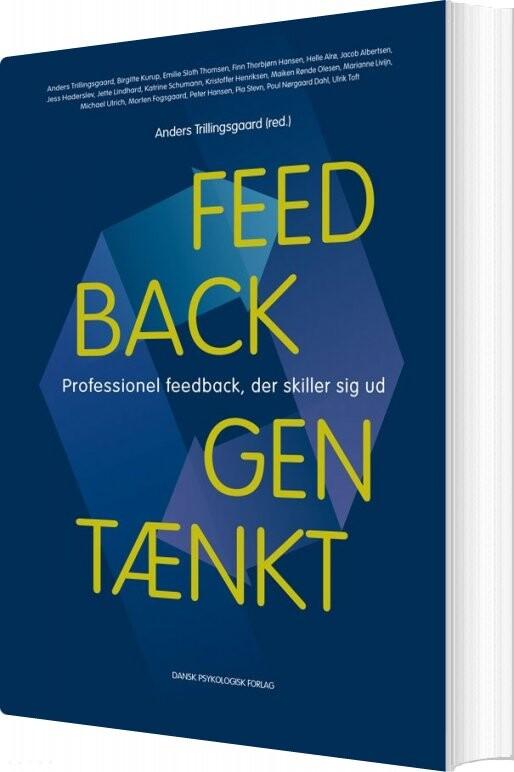 Image of   Feedback Gentænkt - Peter Hansen - Bog