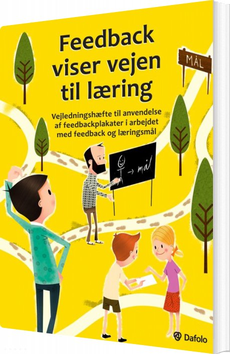 Image of   Feedback Viser Vejen Til Læring - Kirsten Hyldahl - Bog