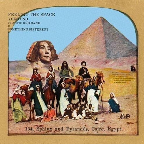 Yoko Ono - Feeling The Space - Reissue - CD