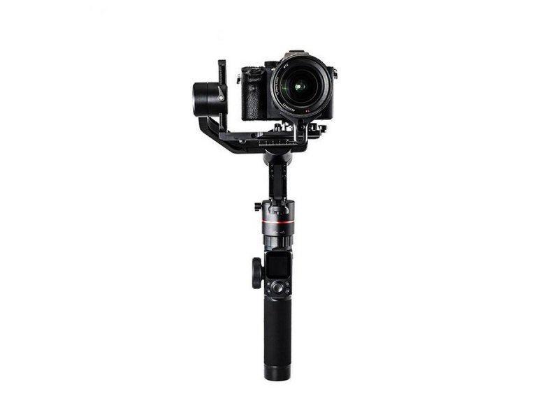 Image of   Feiyutech Ak2000 - Gimbal Stabilizer Med Tripod Til Dslr Camera - Sort
