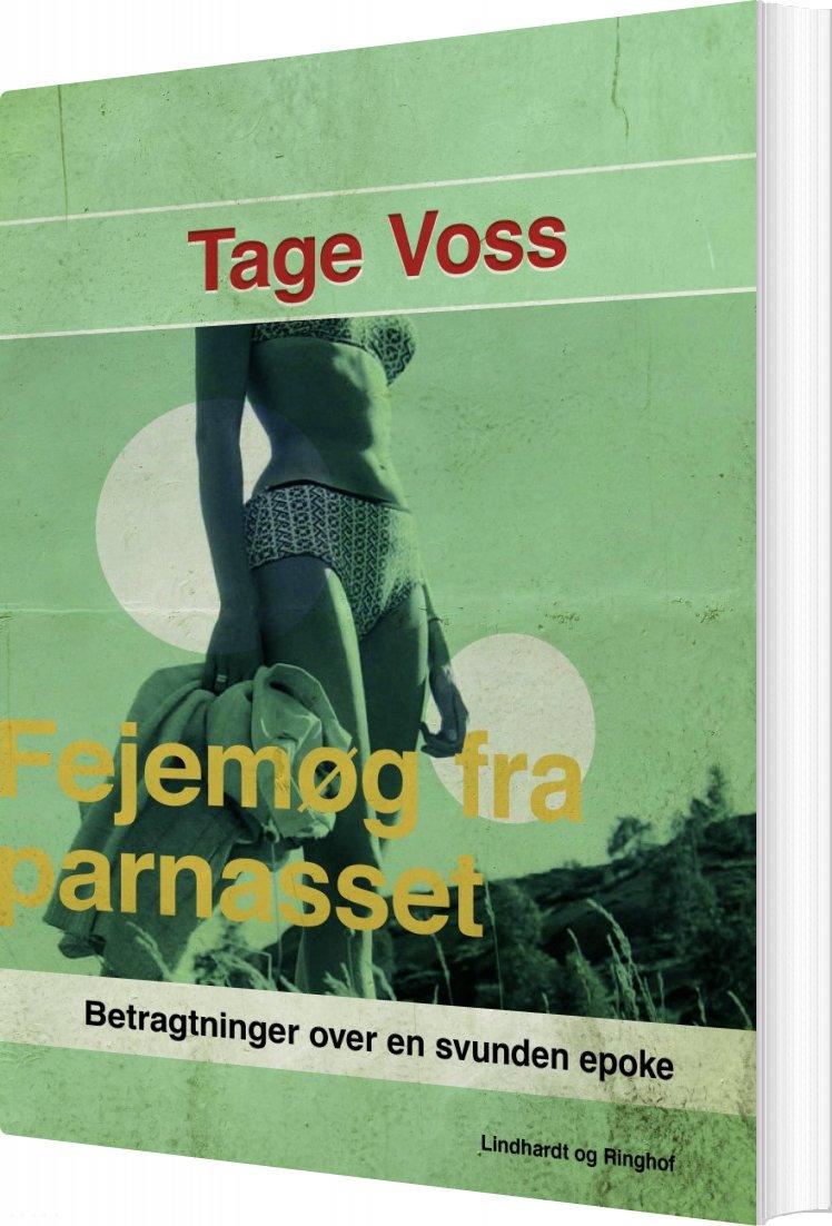 Image of   Fejemøg Fra Parnasset - Tage Voss - Bog