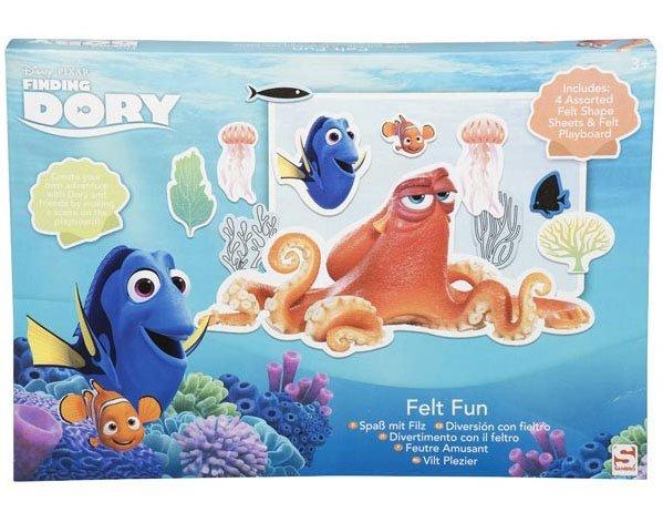 Image of   Disney Finding Dory / Find Dory Lege Sæt