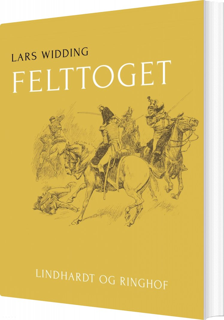 Felttoget - Lars Widding - Bog