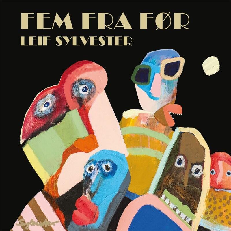 Image of   Leif Sylvester - Fem Fra Før - CD
