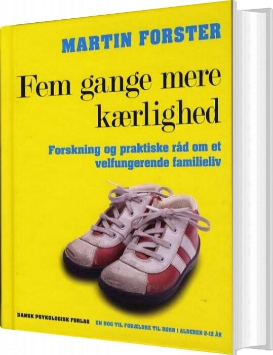 Image of   Fem Gange Mere Kærlighed - Martin Forster - Bog
