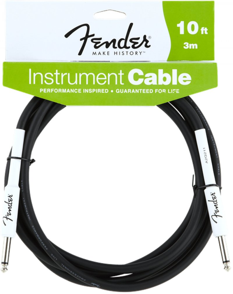 Image of   Fender Performance Cable / Instrumentkabel - 3,0 M