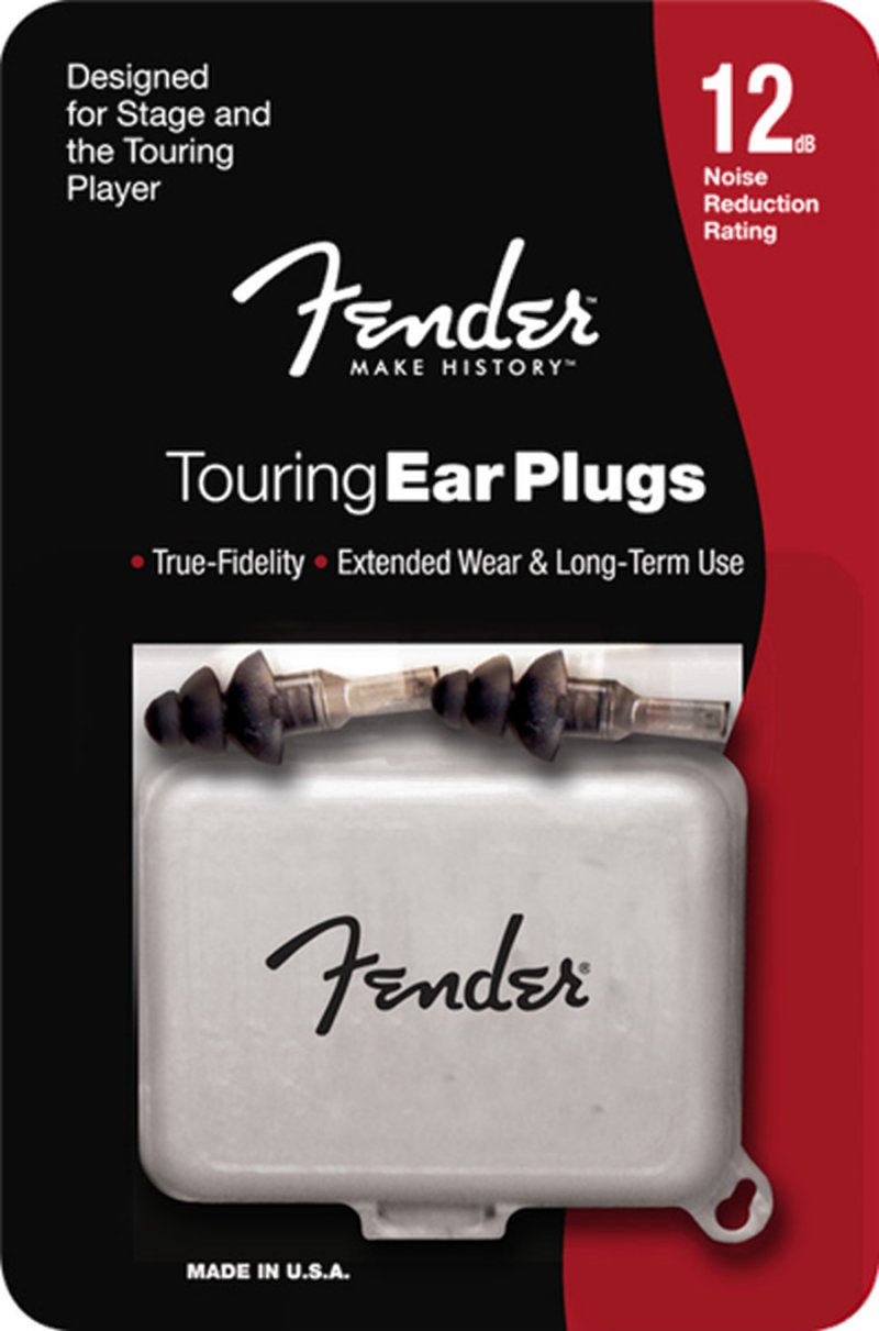 Image of   Fender Touring Earplugs / Musikhøreværn