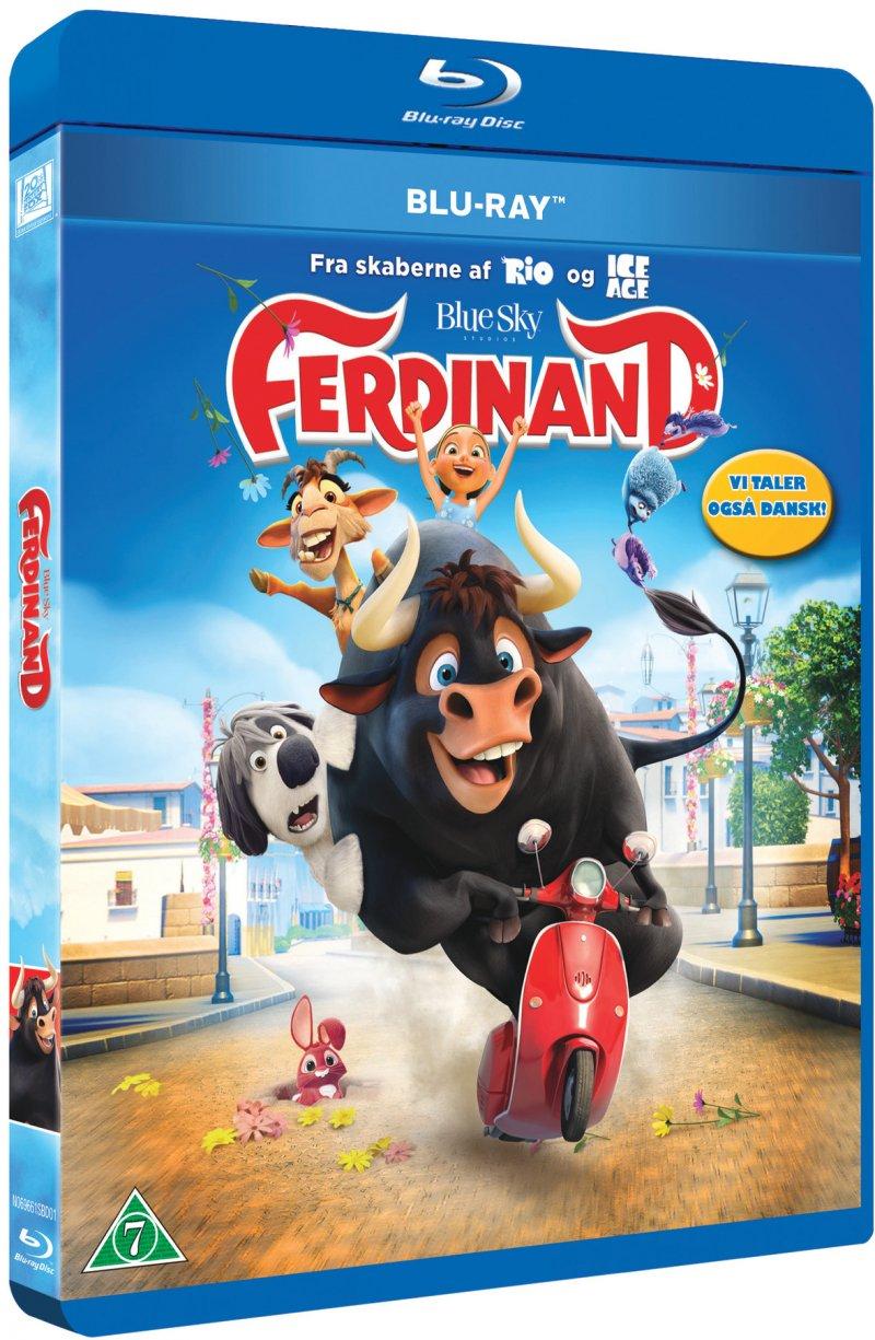 Image of   Ferdinand - 2017 - Blu-Ray
