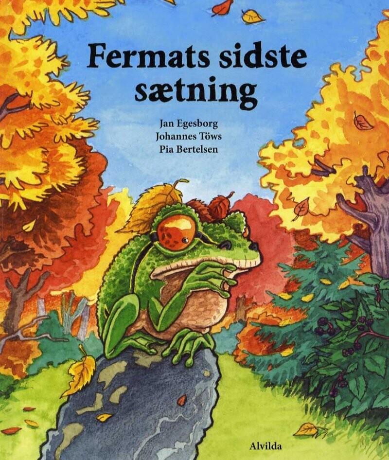 Billede af Fermats Sidste Sætning - Jan Egesborg - Bog