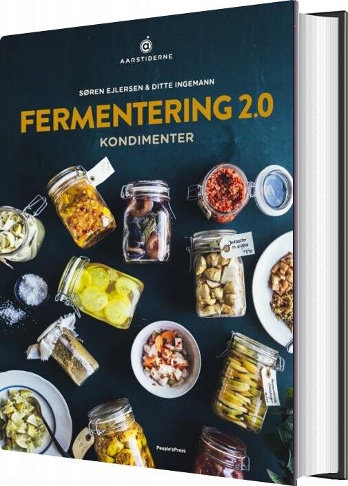 Fermentering 2.0 - Ditte Ingemann Thuesen - Bog