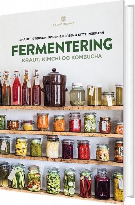 Fermentering - Søren Ejlersen - Bog