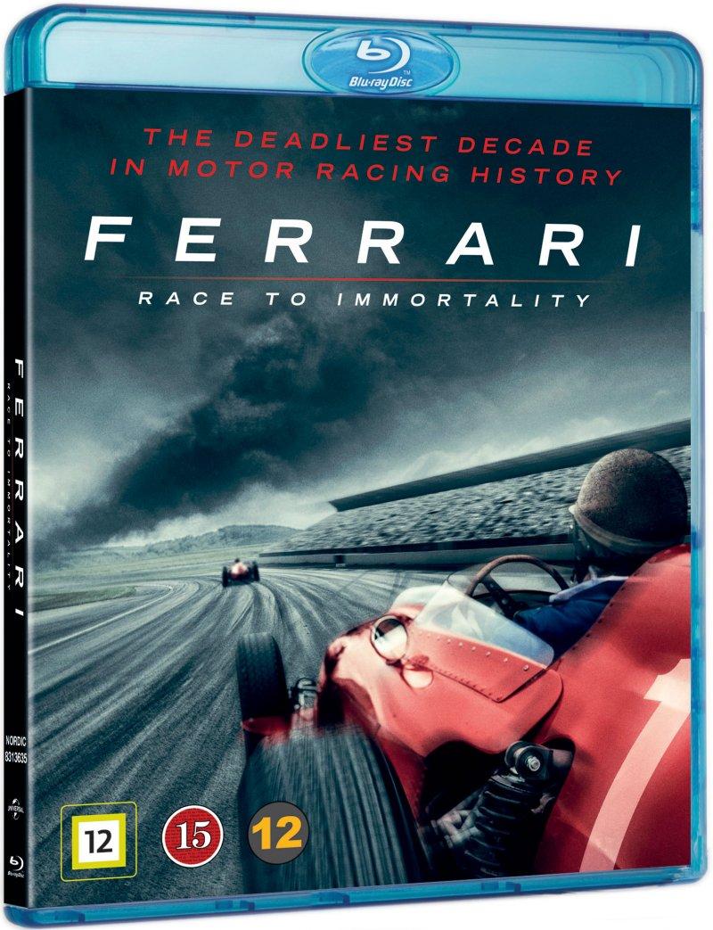 Billede af Ferrari - Race To Immortality - Blu-Ray