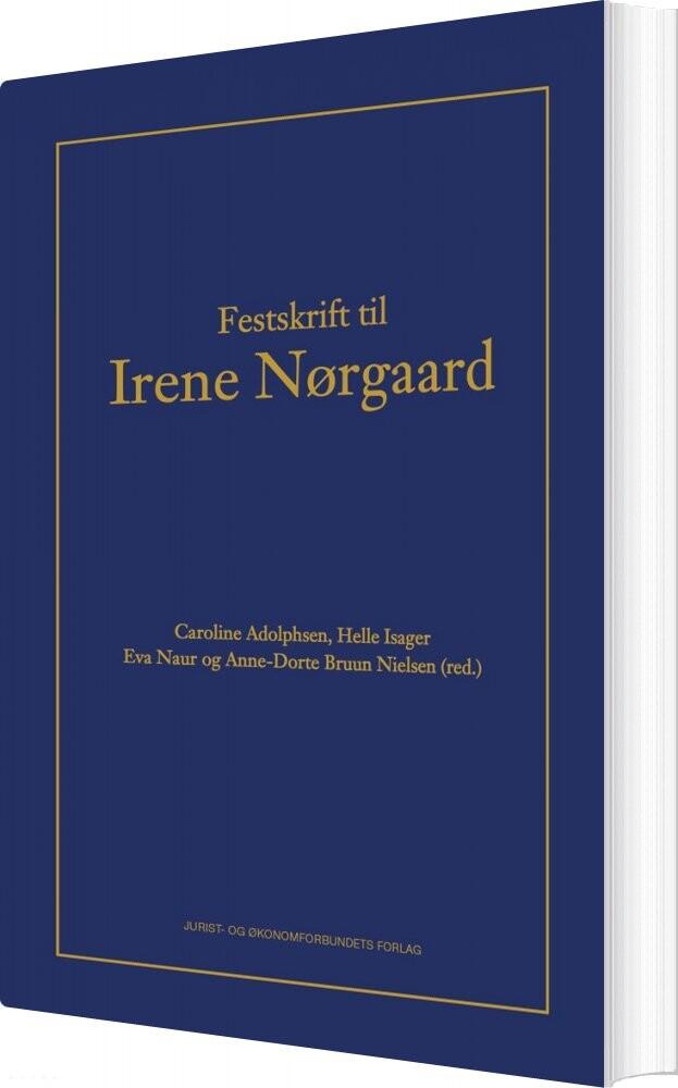 Image of   Festskrift Til Irene Nørgaard - Helle Isager - Bog