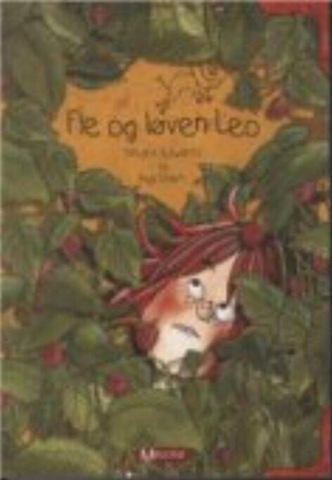 Fie Og Løven Leo - Anja Gram - Bog